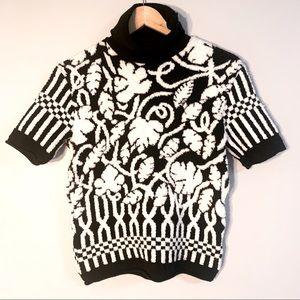 Vintage   90s   Miss V Paris sweater
